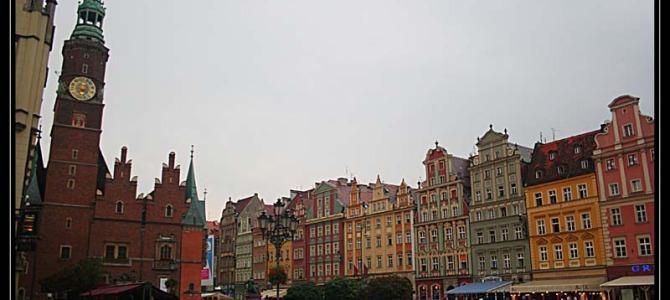 Cesta do Norska – Polsko
