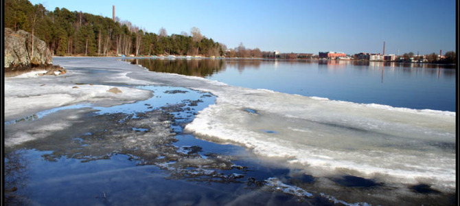 První jarní piknik – Finsko