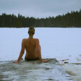 Výlet na chatu – Finsko