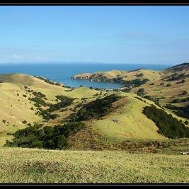 Termálně vyhřívaná pláž – Nový Zéland