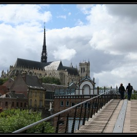 Amiens a Rouen – Francie