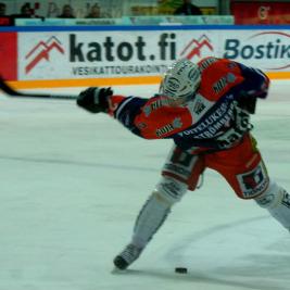 Hokej Tappara-Kalpa – Tampere-Kuopio – foto
