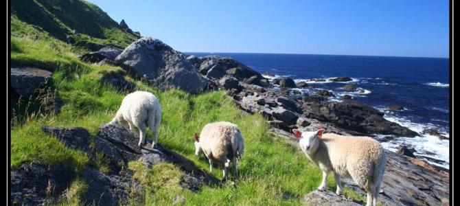 Norsko – Lofoty – Trek Eggum – Unstad