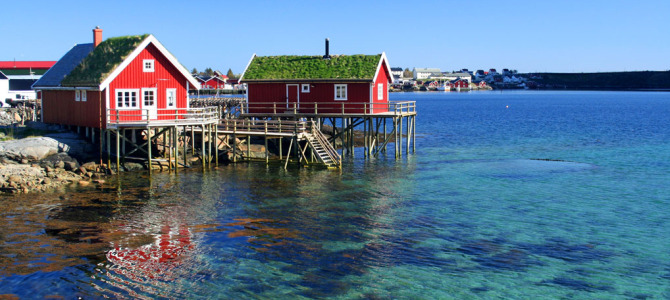 Cestopis výletu z Finska do Norska