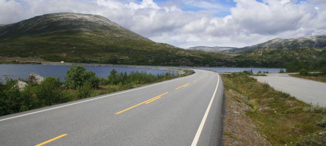 Cestopis: Norsko autem