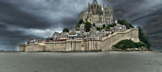 Cestopis Francie – Normandie 2014