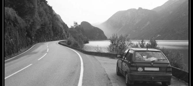 V Norsku nejsou dálnice