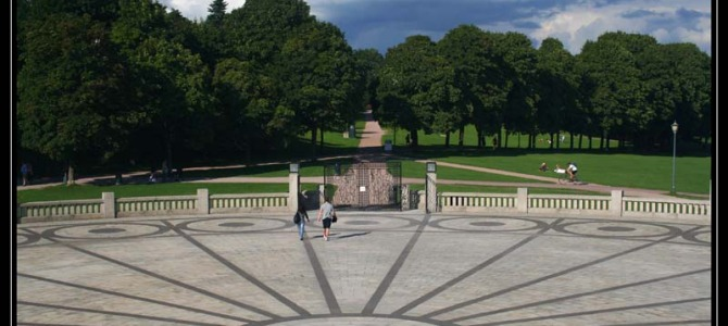 Oslo – Norsko