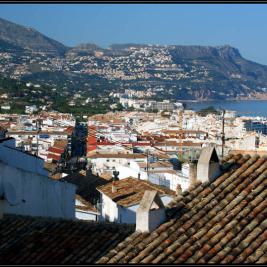 Španělsko den VIII. – Altea