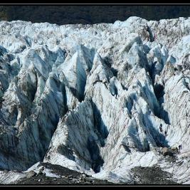 Ledovec Franc Josef – Nový Zéland