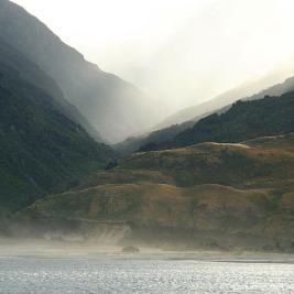 Cestopis Nový Zéland karavanem 2014