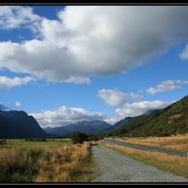 QeensTown a Ferg burger – Nový Zéland