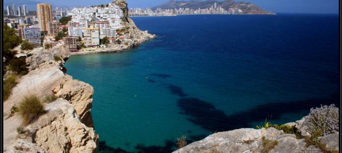 Španělsko den IX. – Odjezd z Benidormu
