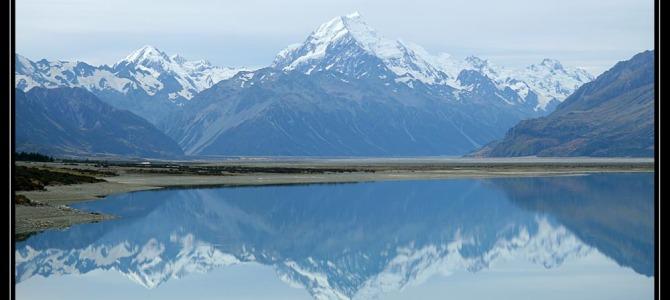 Mount Cook – Nový Zéland