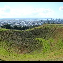 Auckland – Nový Zéland