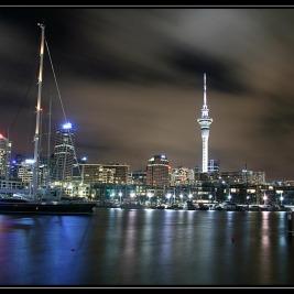 Procházka po Aucklendu – Nový Zéland