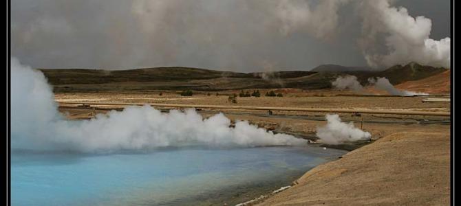 Modrá laguna, bahýnka, Kefla a Mordor – Island