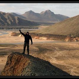 Cesta do Duhových hor – Island