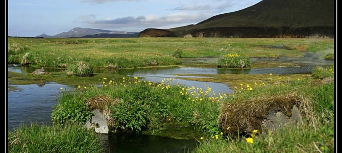 Duhové hory – Landmannalaugar – Island