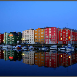 Norsko den II. – Oslo a cesta doTrondheimu