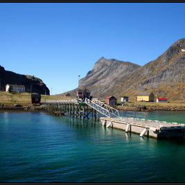 Norsko den IV. – Lofoty a cesta do Tromso stopem