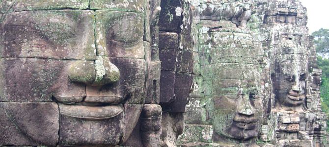 Cestopis Thajsko, Kambodža a Filipíny