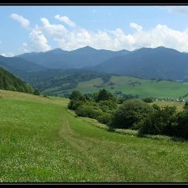 Kvačanská dolina – Slovensko