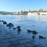 Cestou jsme se zastavili v Budapešťi