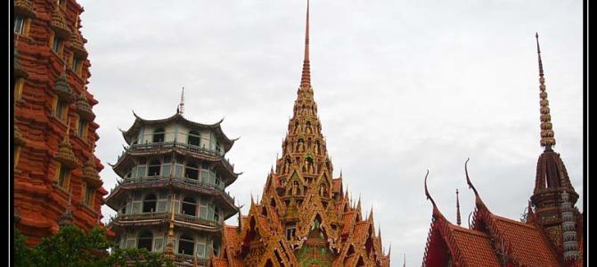 Kanchana buri II. – Thajsko