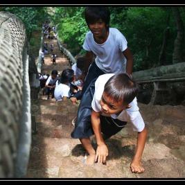 Battambang II. – Kambodža
