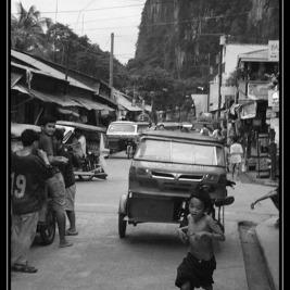 Přesun do El Nido z Puerto Princesa – Filipíny