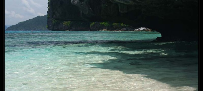 Ostrovy vEl Nido – Filipíny