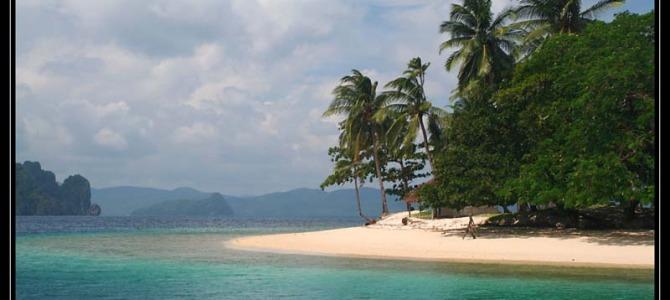 El Nido III. skákání po ostrovech (island hopping) – Filipíny