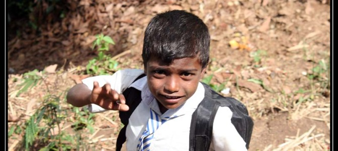 Cesta na Adamovu horu – Srí Lanka