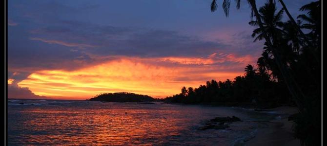 Cesta autobusem z Tangalle do Mirissy – Srí Lanka