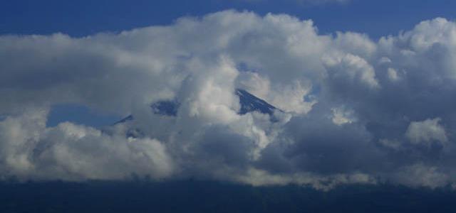 Japonsko den II. Kawaguchiko – Fuji