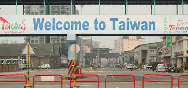Ahoj do všech koutů světa! – Taiwan