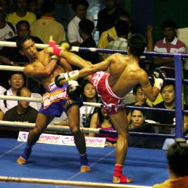 Thajsko – Bangkok den I.