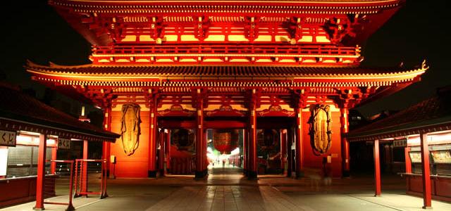 Japonsko den VII. Tokyo