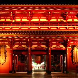 Japonsko – cestopis: den I. Tokio