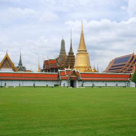 Thajsko – Bangkok den II.