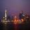 Čína den VII. Šanghaj