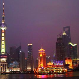 Čína – cestopis