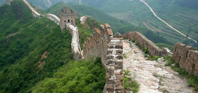 Den V. Peking – Čínská zeď