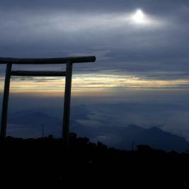 Japonsko den V. Fuji, sestup, Tokyo