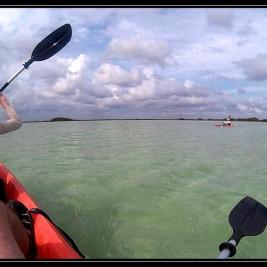 Muyil Tulum projíždka po jezerech – Mexiko