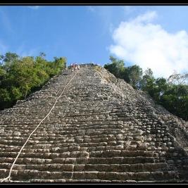 Cobá – Mexiko