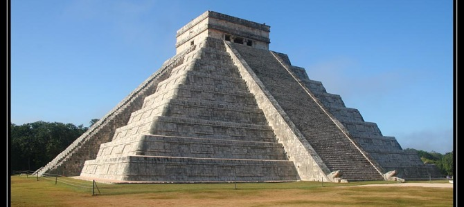 Chichen Itza – Mexiko
