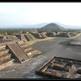 Teotihuacán – Mexiko
