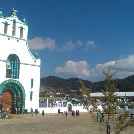 San Cristobal a San Juan Chamula – Mexiko